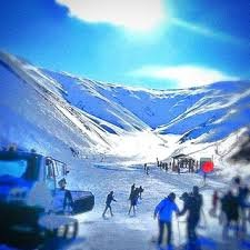 Shirbad Ski Resort