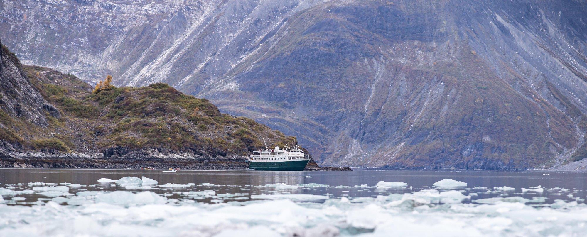Wilderness Explorer Glacier Bay