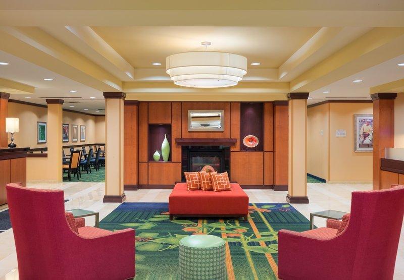 Fairfield Inn Suites Huntingdon Route 22 Raystown Lake