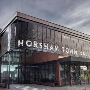 Horsham Town Hall