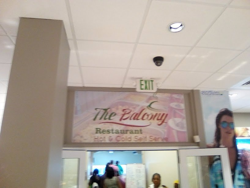 The balcony restaurant bridgetown restaurant reviews for Balcony restaurant group