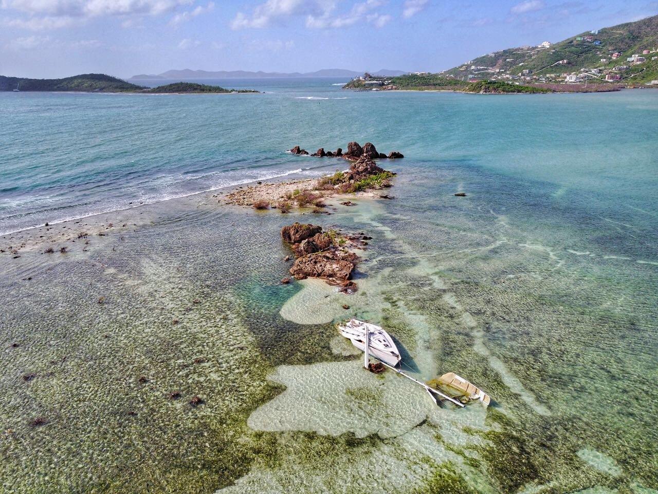 East End, Tortola - photo by Alton Bertie