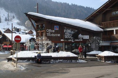 Office de Tourisme de Morzine