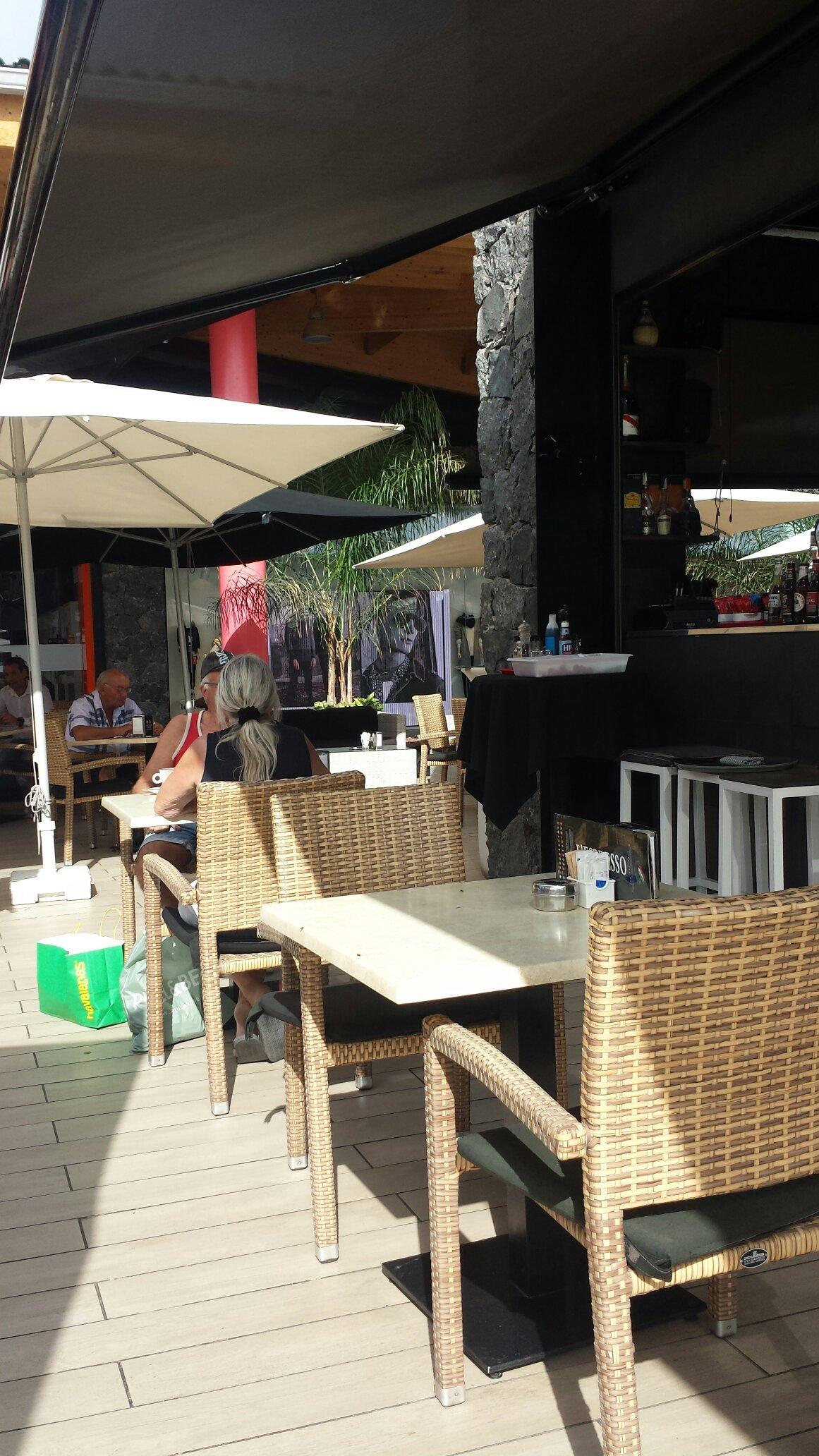 L Espresso Siam Mall Playa de las Americas Restaurant Reviews