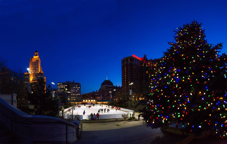 Ice Skating in Providence