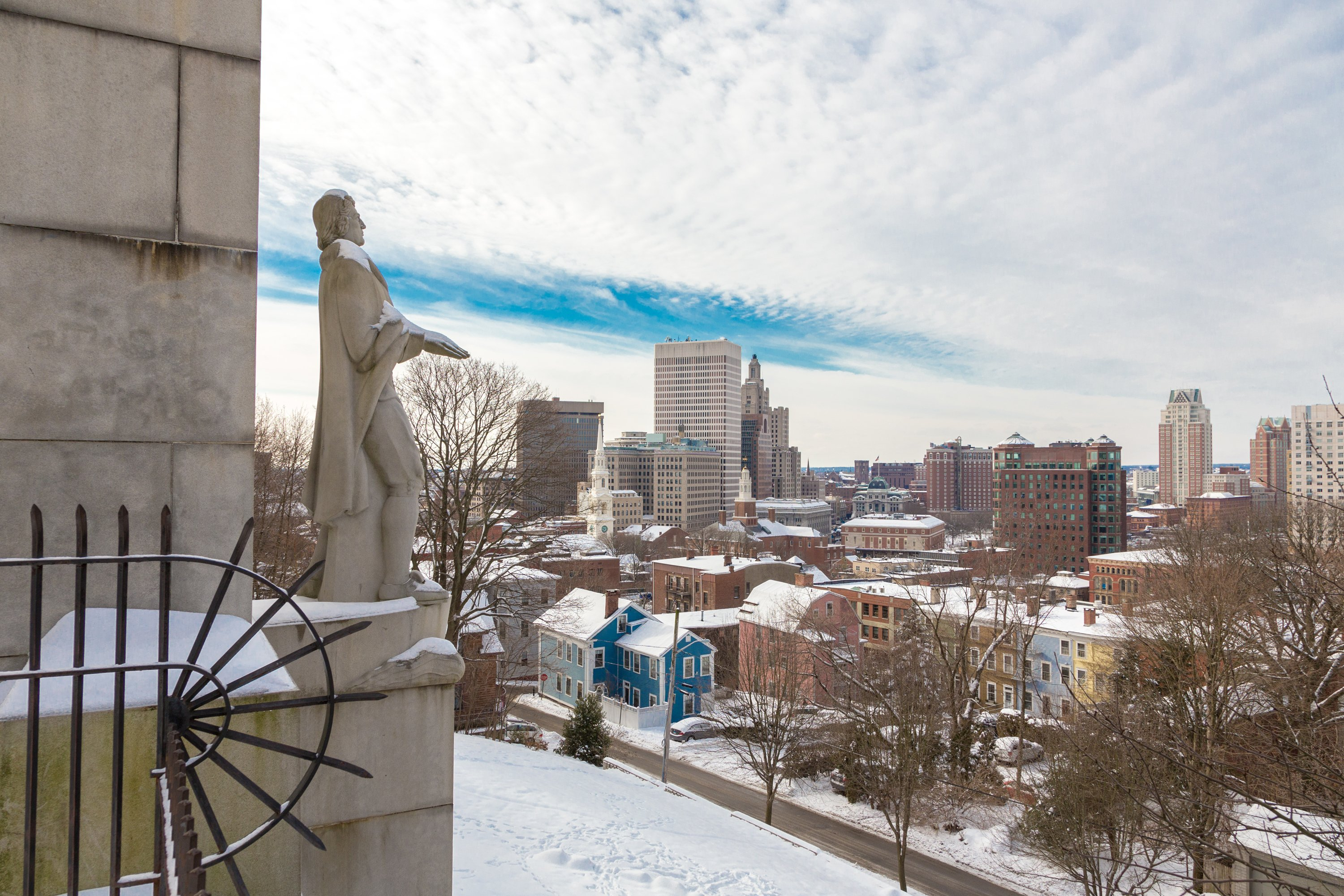 View of Providence
