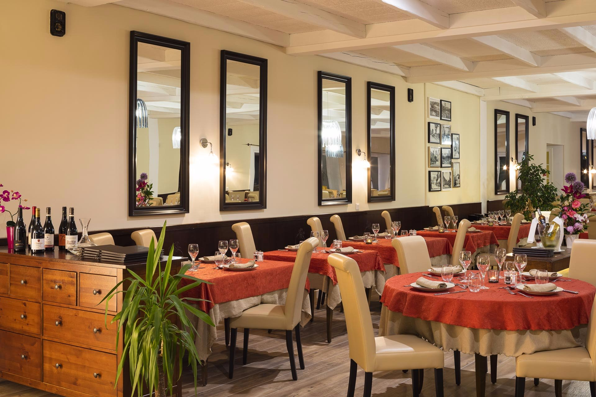 Restaurant Les Cedres
