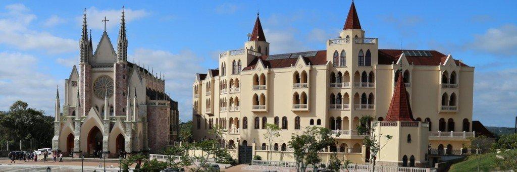 Basilica Nossa Senhora do Rosario de Fatima em COTIA - Arautos do Evangelho