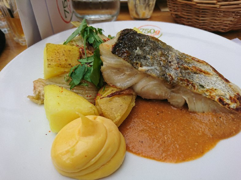 Restaurant 750g la table dans paris avec cuisine for Cuisine 750g