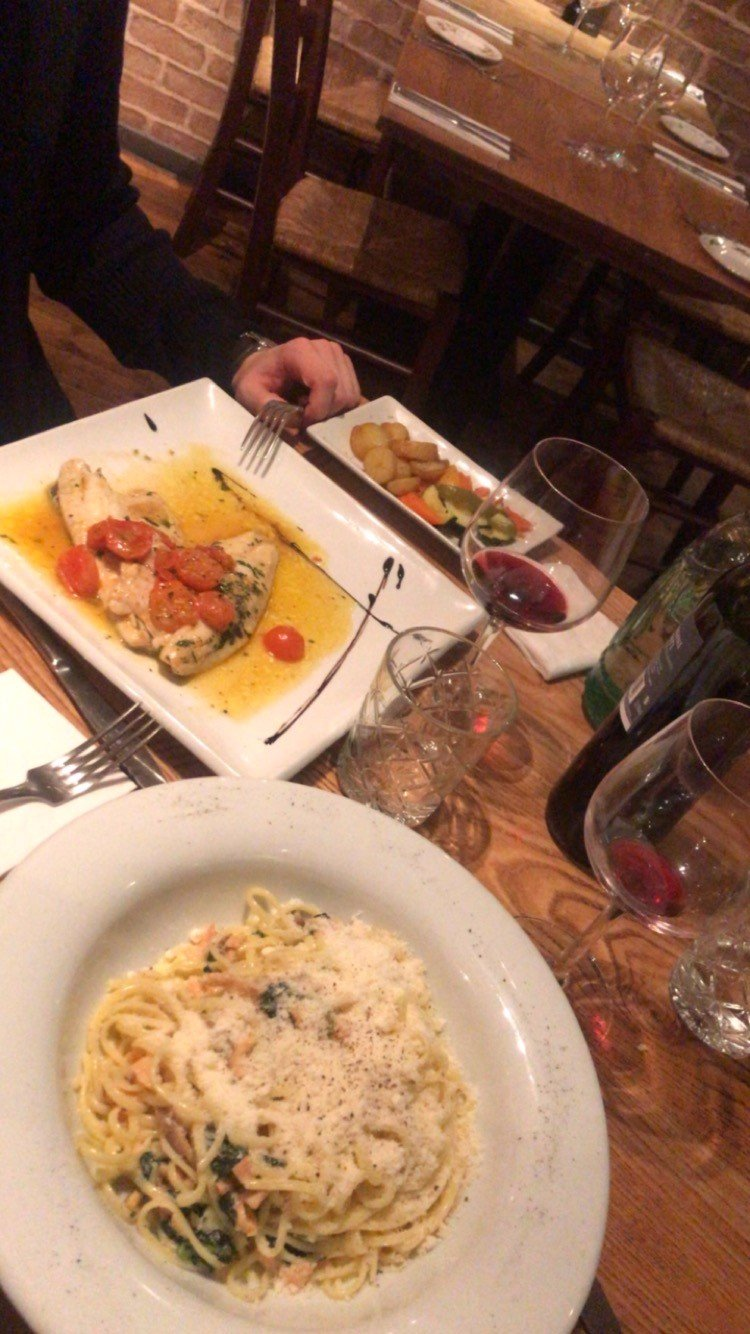Mia italian kitchen dalry edinburgh restaurant reviews for O kitchen edinburgh