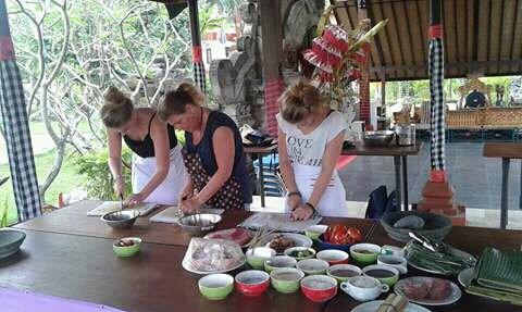 Ubud Cooking Bali