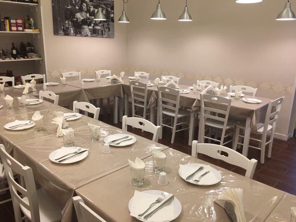 Pizzeria La Credenza Bari : I migliori ristoranti vicino a basilica san nicola bari