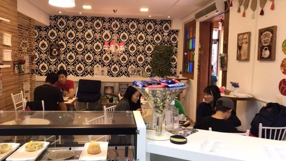 F caf embu das artes coment rios de restaurantes for 416 americana cuisine