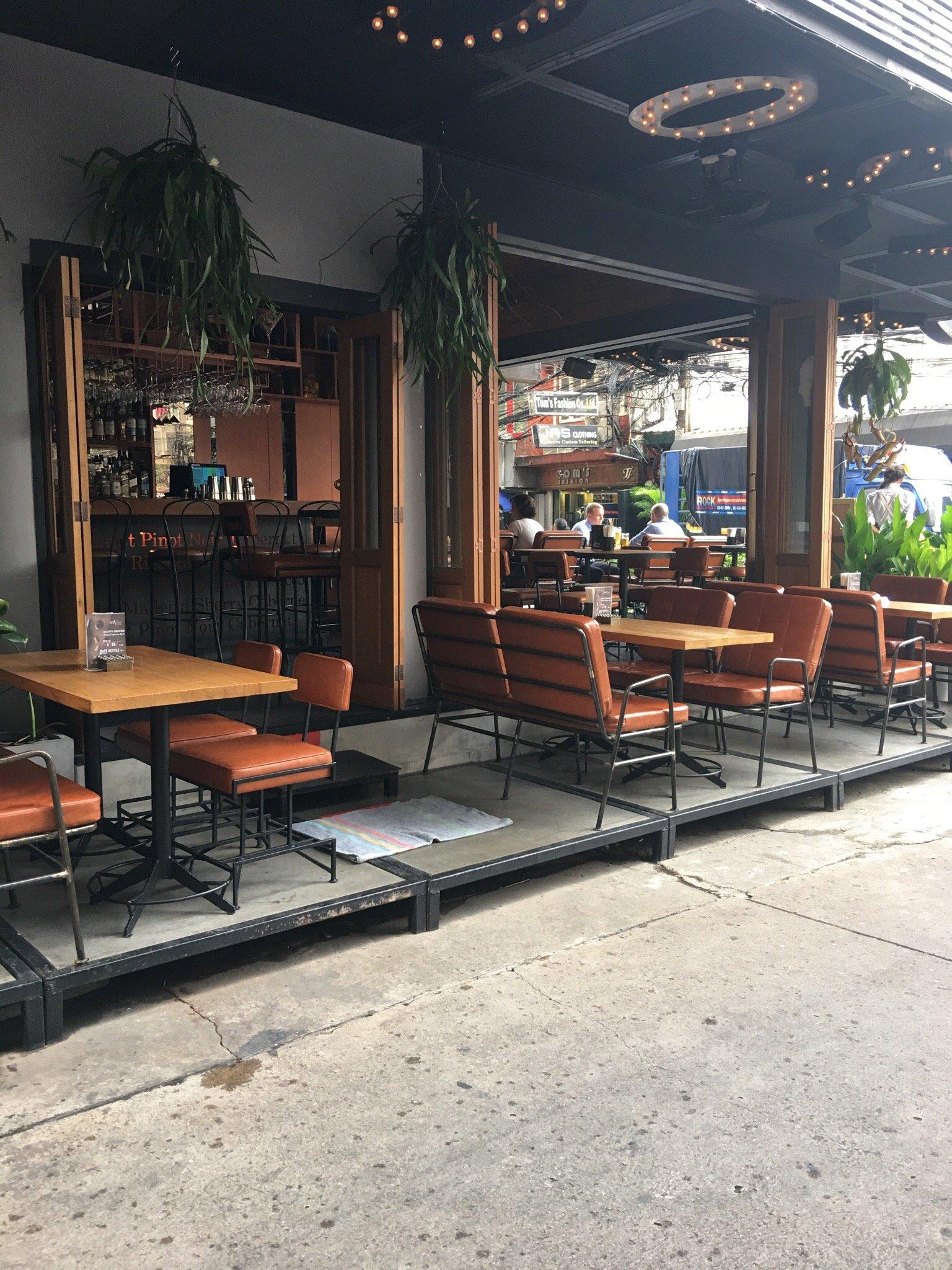 Invite Wine & Cocktail Bar Bangkok Restaurant Reviews Phone