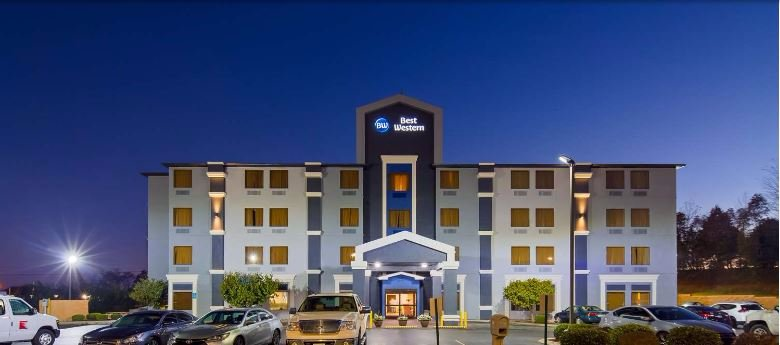 Best Western Inn and Suites of Somerset