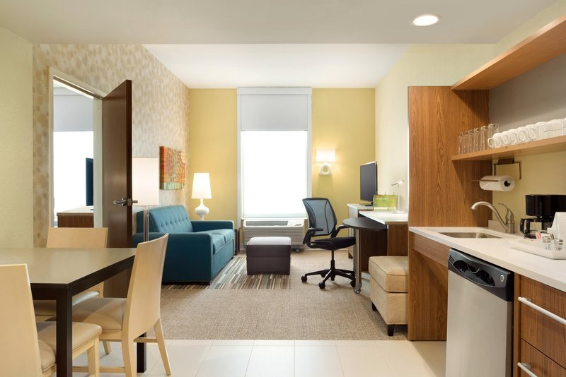 Home2 Suites By Hilton Middleburg Heights Cleveland Oh