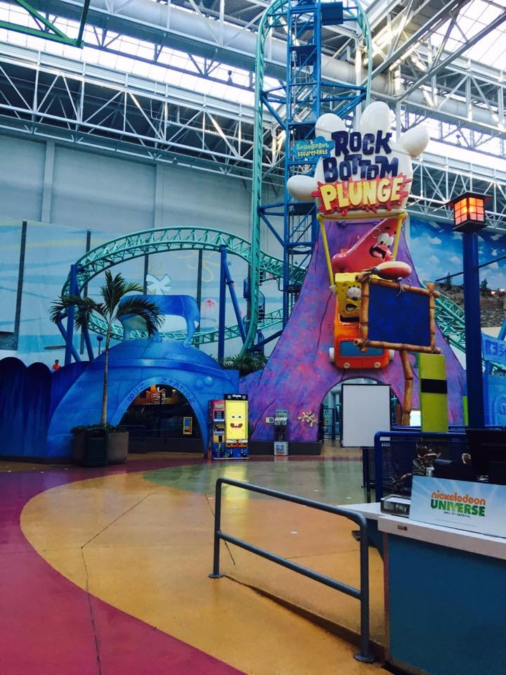 Mall Of America Mn Family Vacations Trips Getaways For