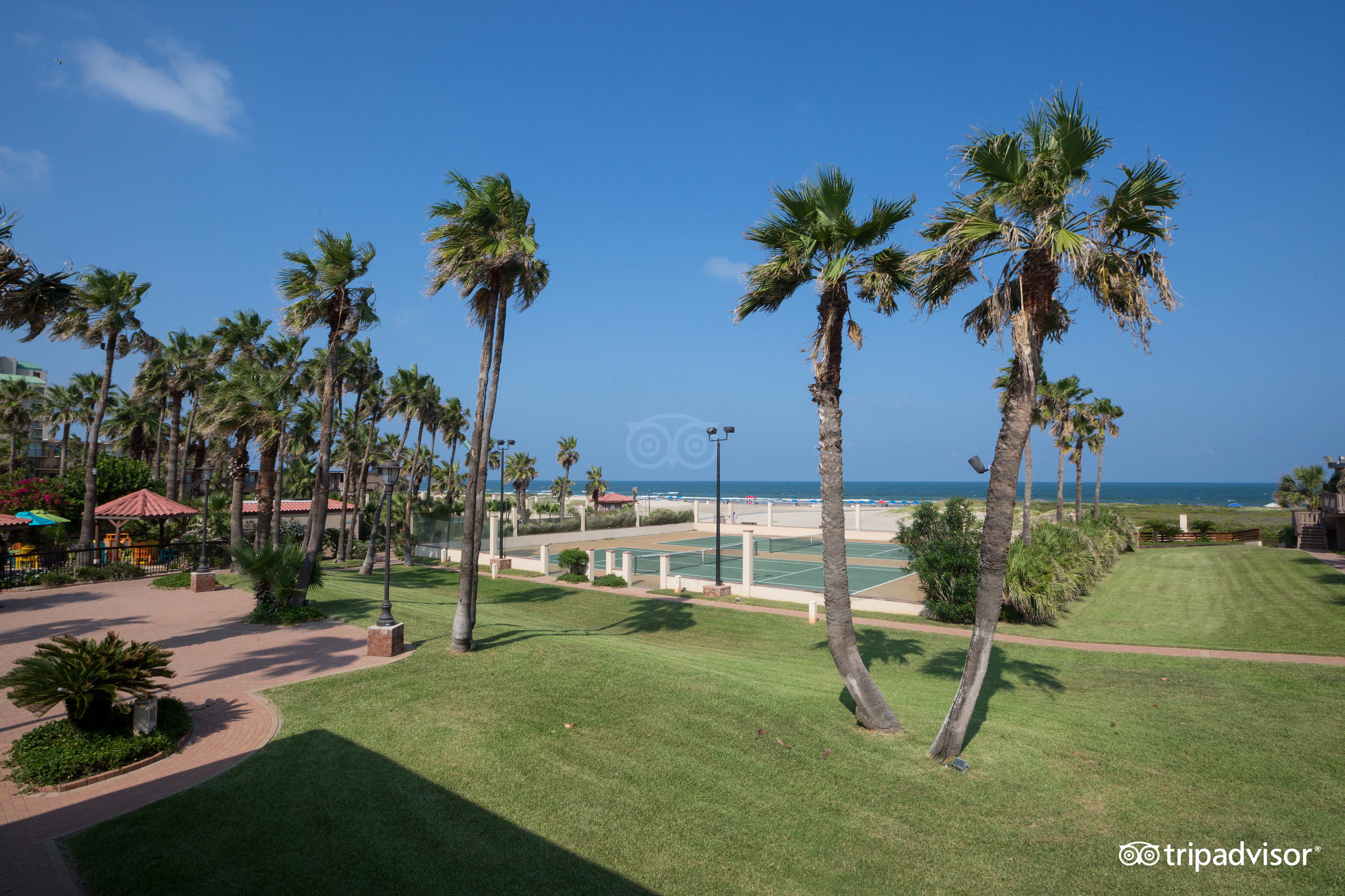 Isla Grand Beach Resort South Padre Island TX 2018