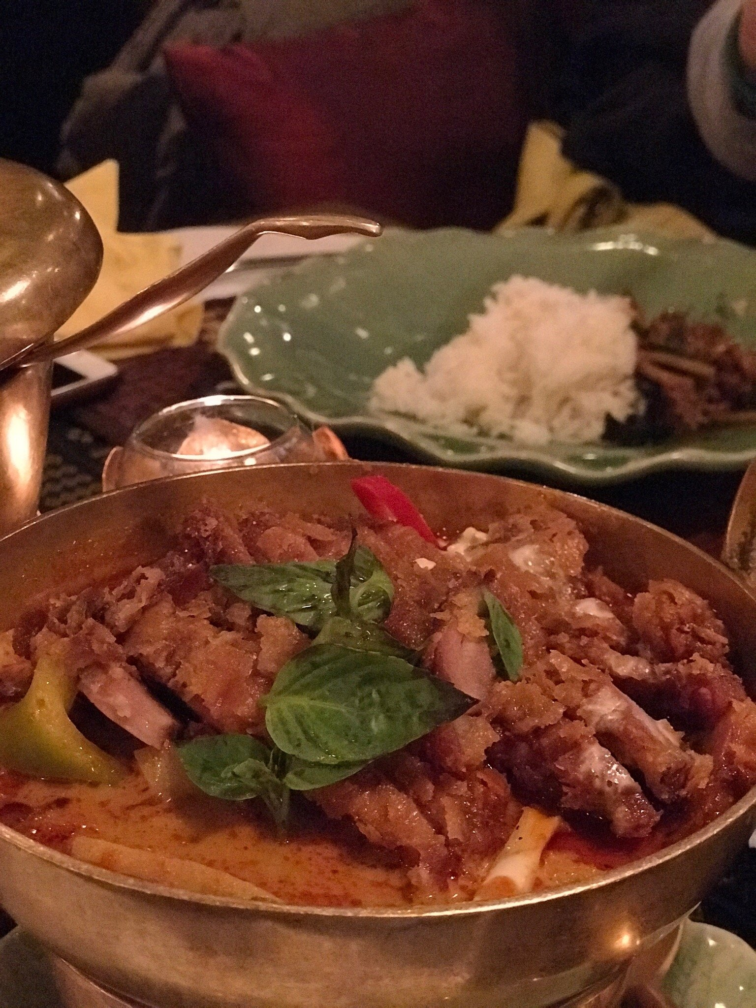 Vietnamesische Küche München: Thai