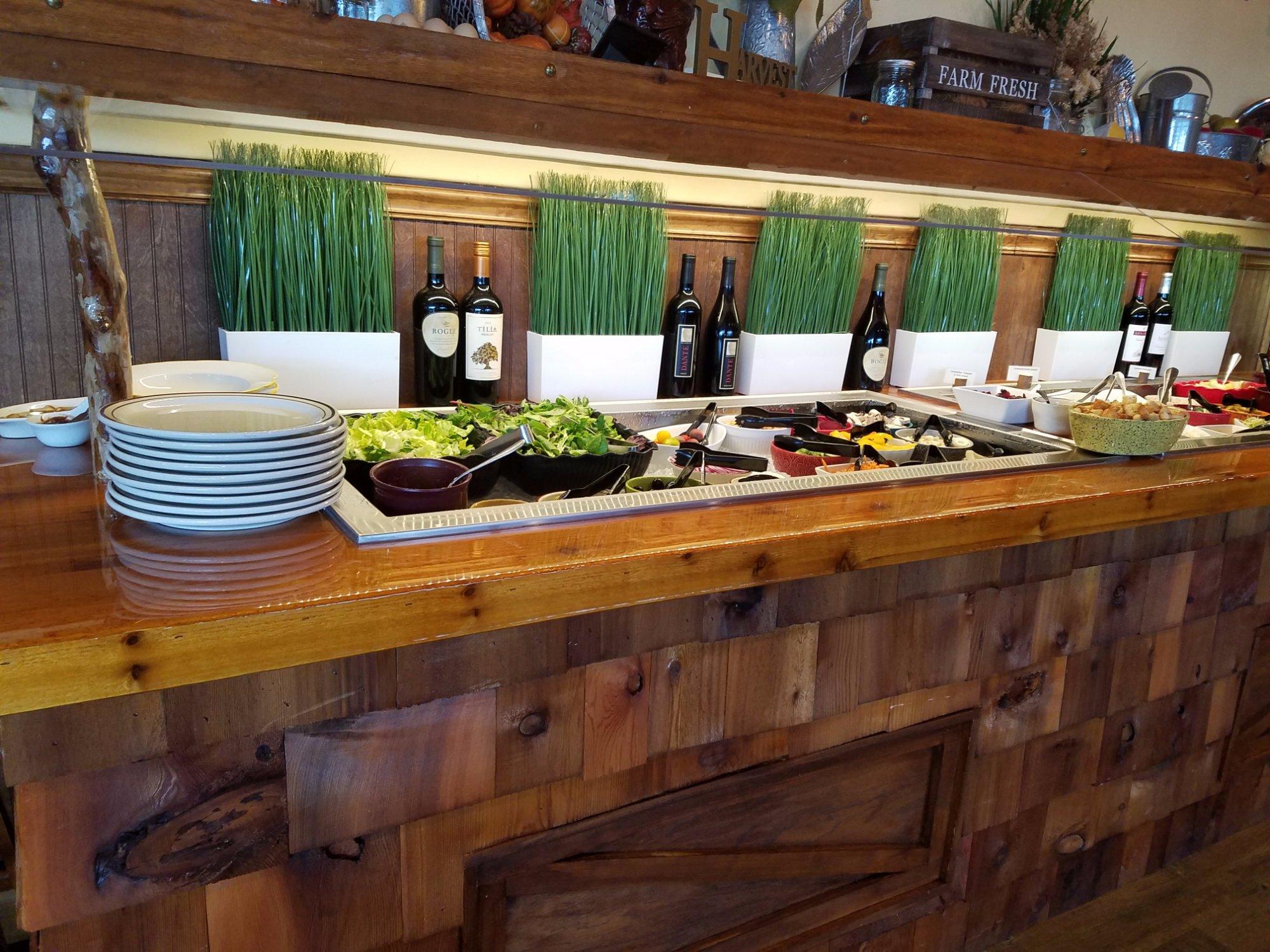 our-harvest-bar Incroyable De Table Bar Cuisine Conception