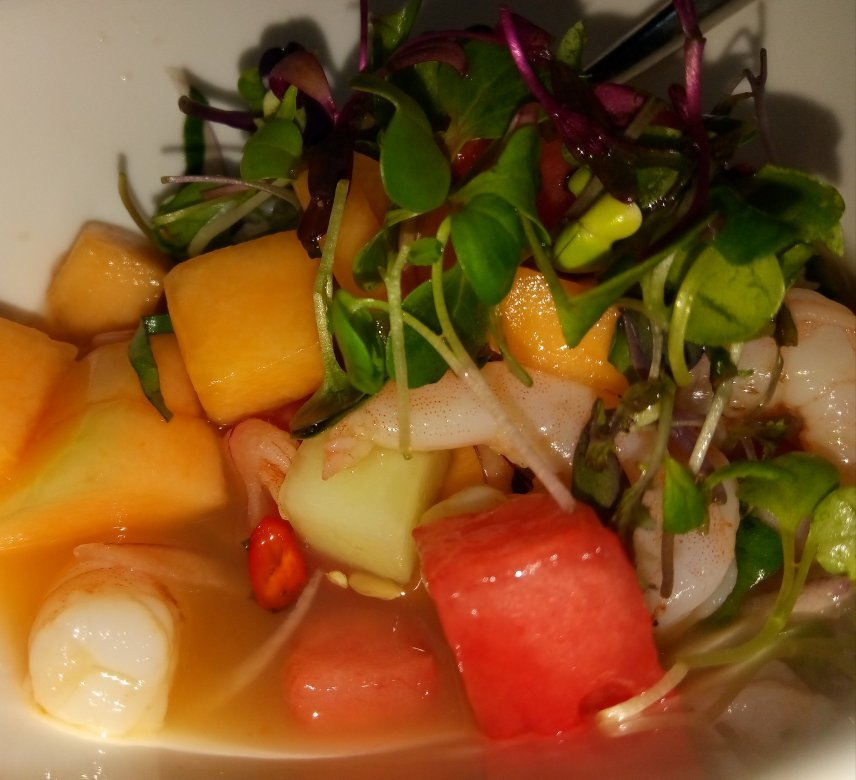 Zengo new york city midtown menu prices restaurant for Amaze asian fusion cuisine 3rd avenue new york ny