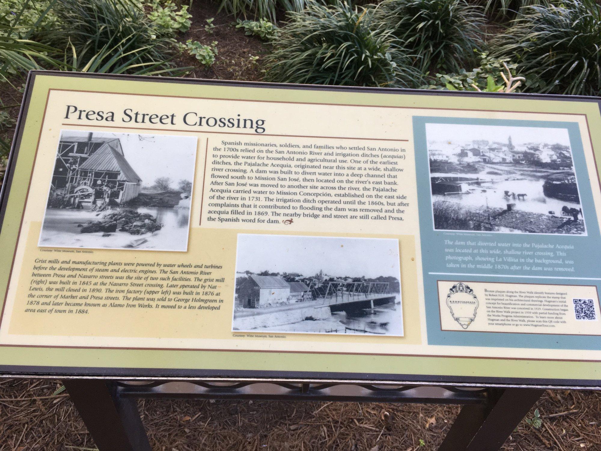 History of River Walk