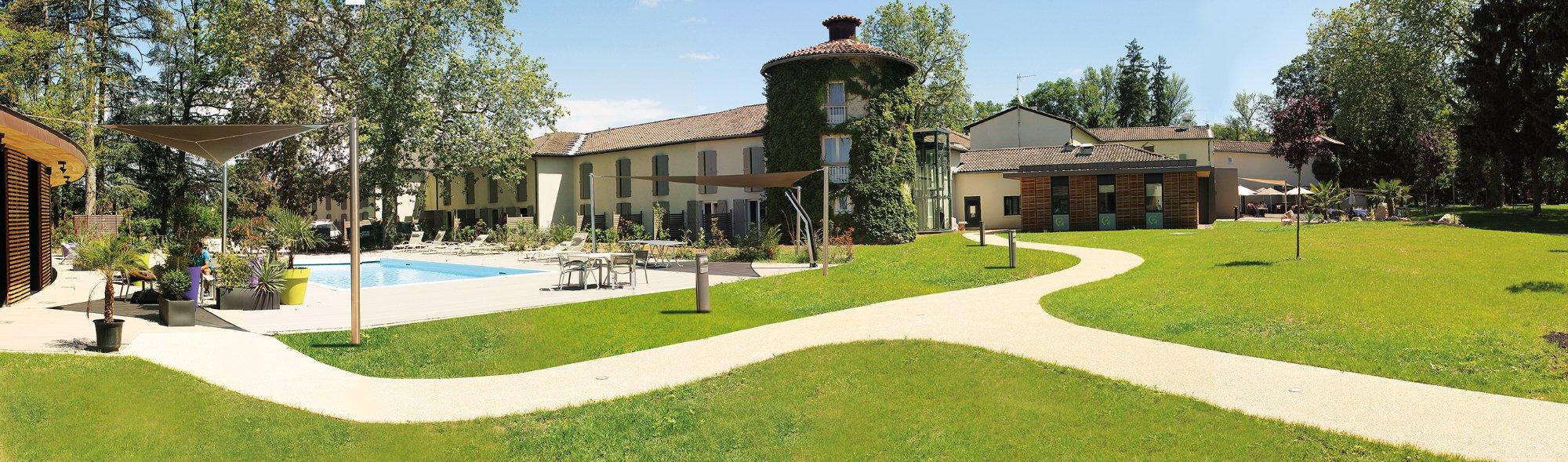 Hotel La Charpiniere