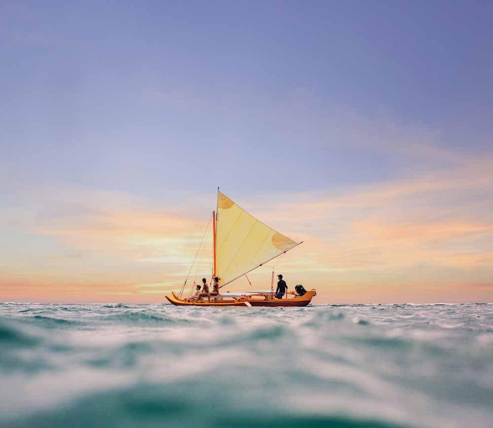 Waianae Boat, O'ahu