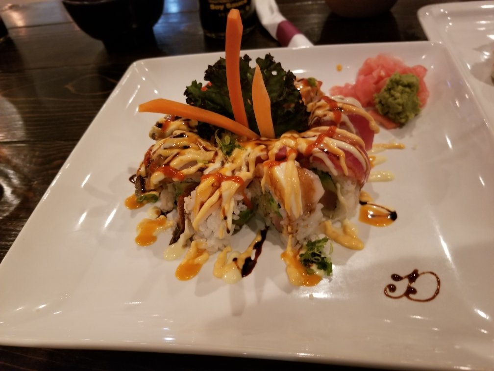 Nori asian fusion cuisine fort wayne restaurant reviews for Asian fusion cuisine