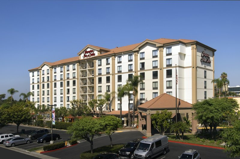 Hampton Inn And Suites Los Angeles Anaheim Garden