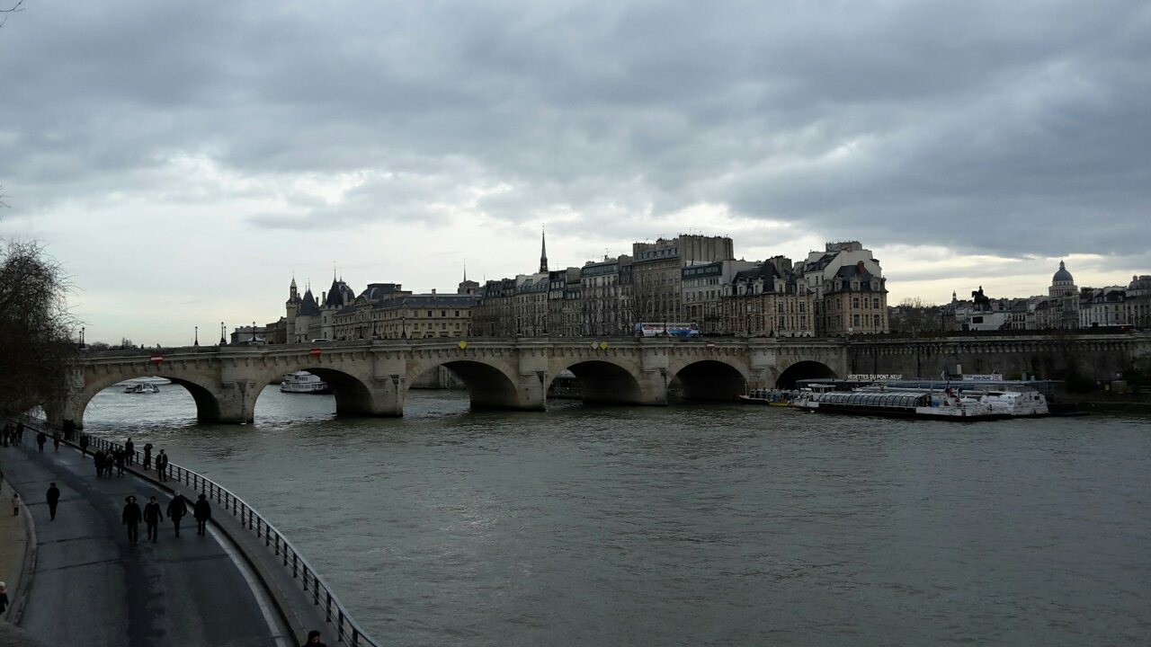 París, encantador.