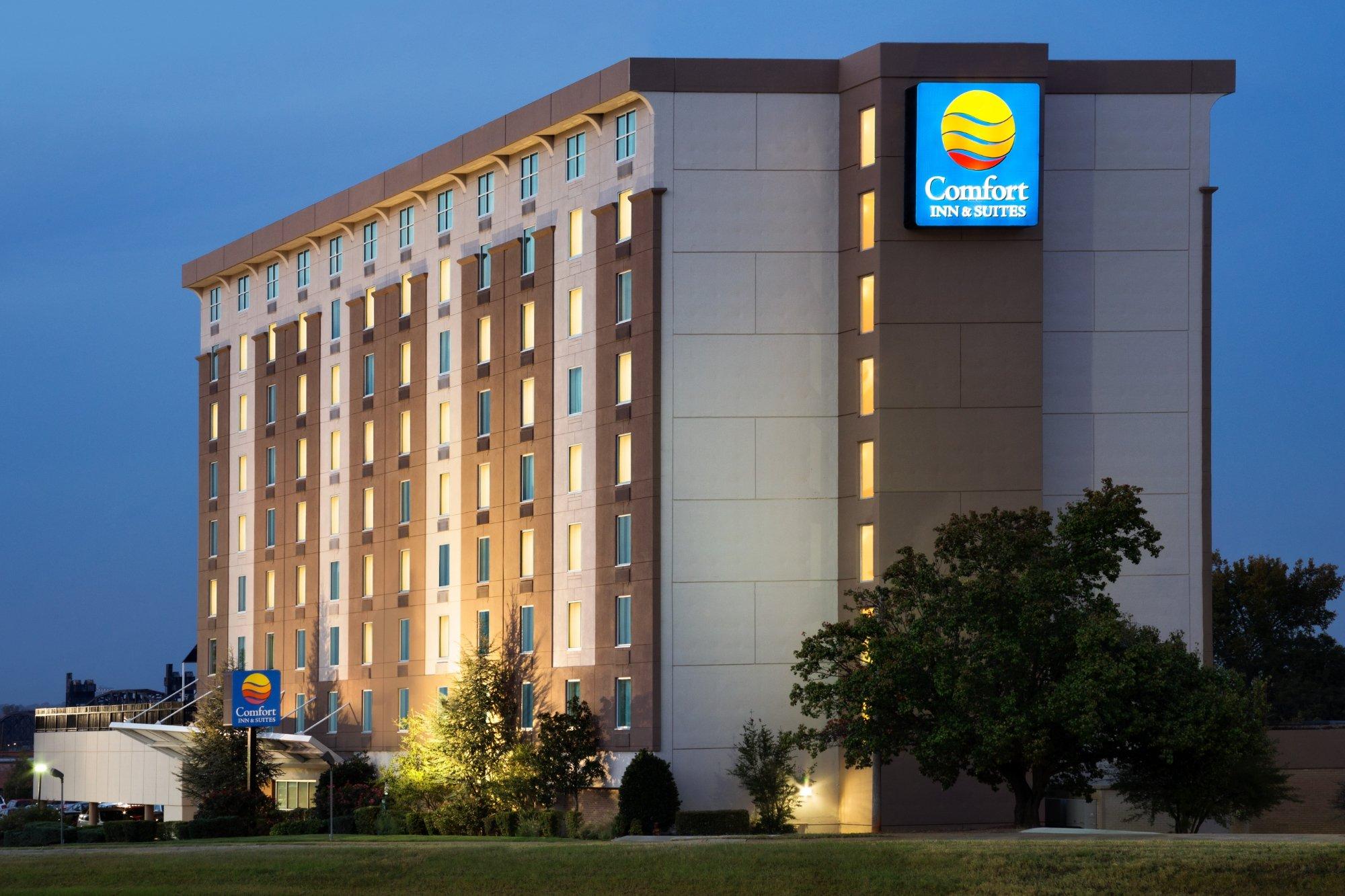 fort Inn Suites Presidential Little Rock AR Hotel