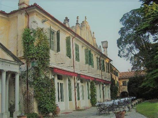 Villa Chiozza, Luppis, Ricci Luppis