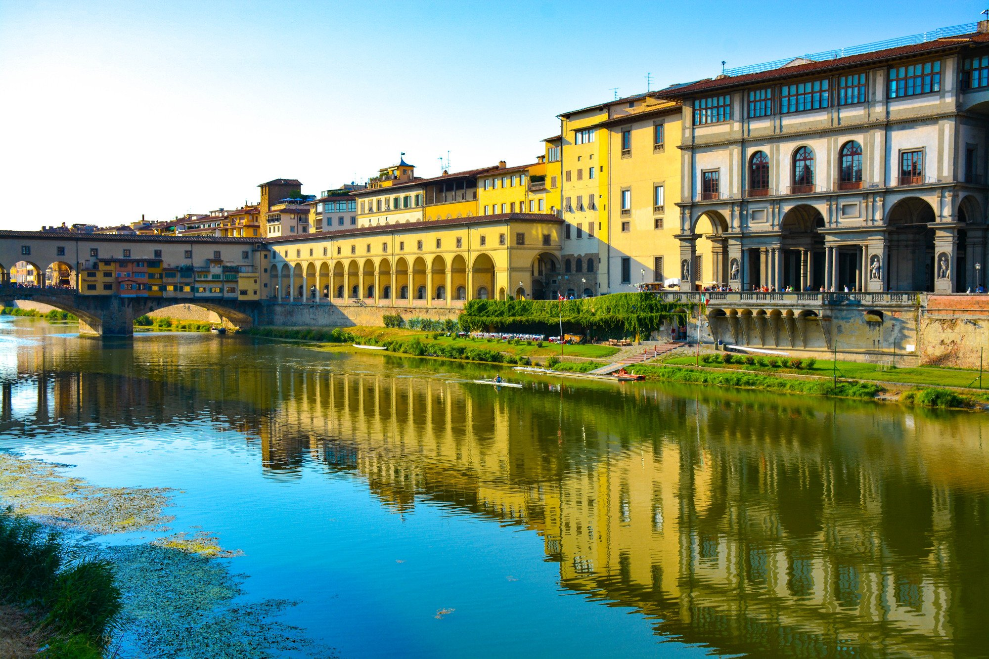 Florence Highlights Virtual Tour with Expert Local Guide