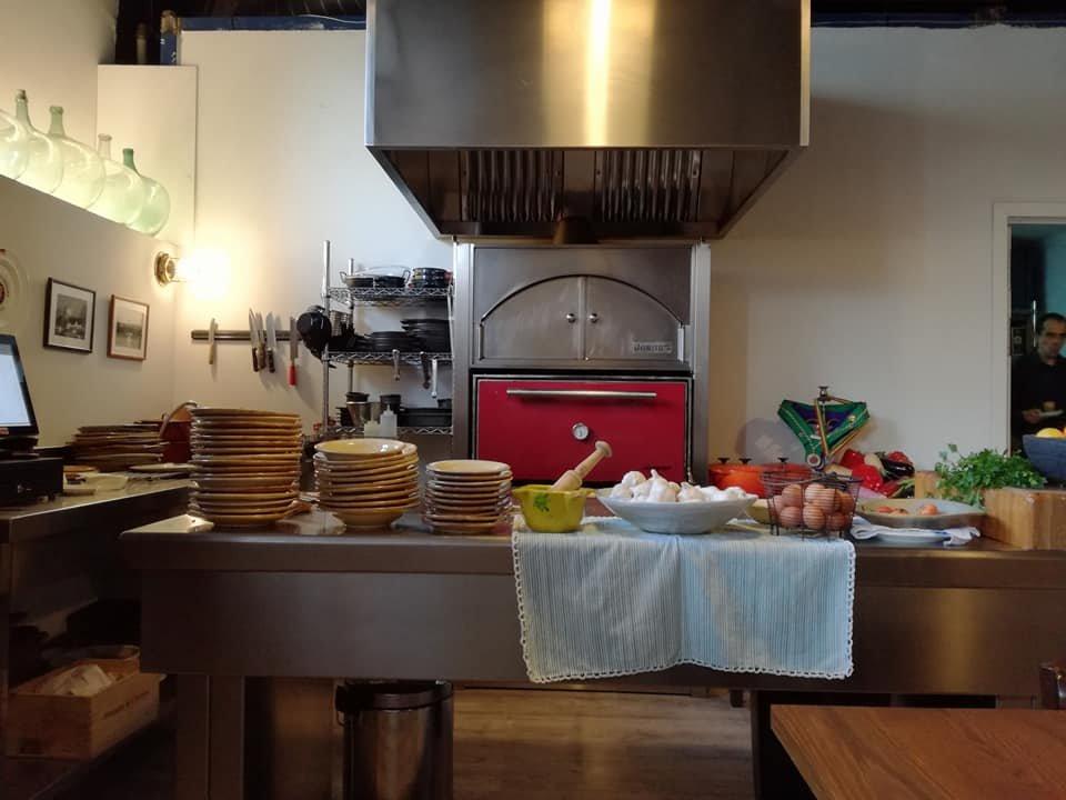 Los 10 mejores restaurantes cerca de Mercado del Olivar