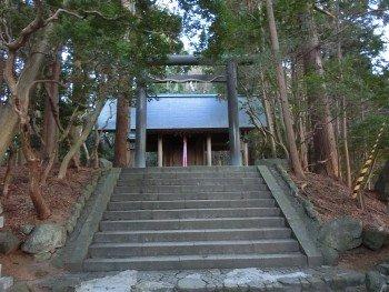 Chihaya Shrine