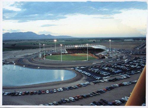 Gran Estadio de Beisbol Delicias