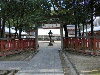 Yasumigaoka Hachimangu