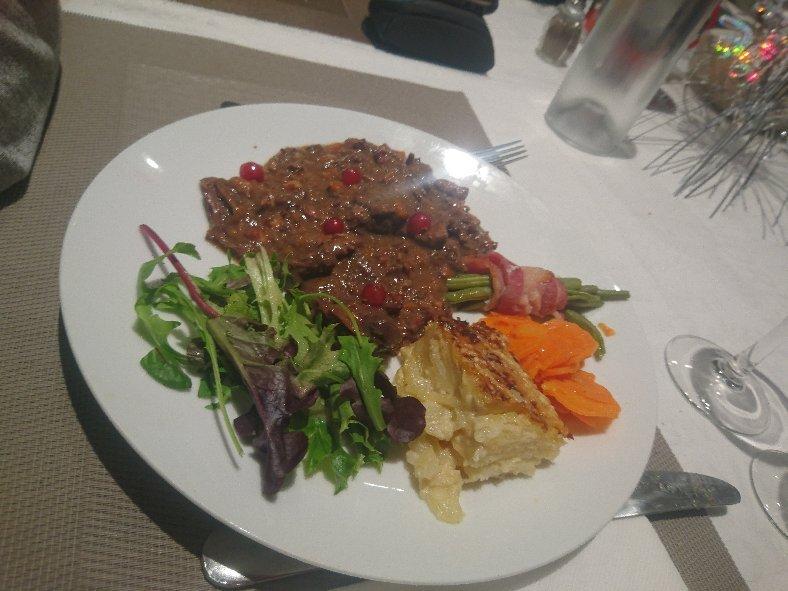 La maison blanche carquefou restaurantanmeldelser for 11 rue de la maison blanche nantes