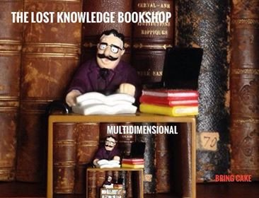 The Lost Knowledge Book Shop