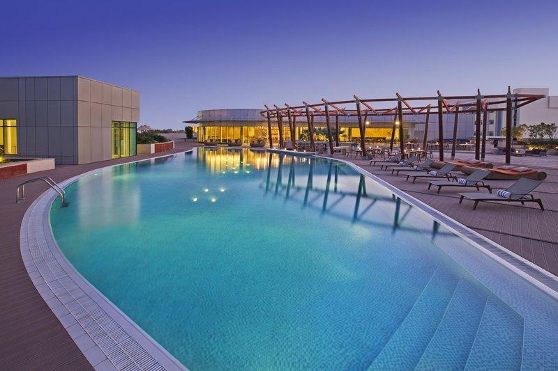 Hilton Capital Grand Abu Dhabi United Arab Emirates
