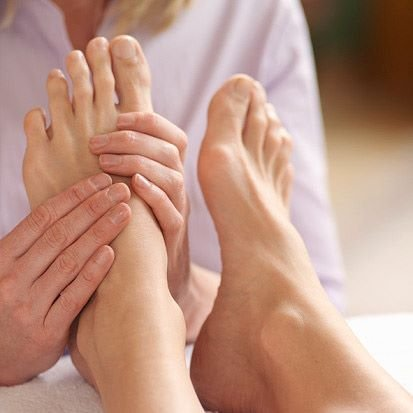 Oriental MIA Foot Massage