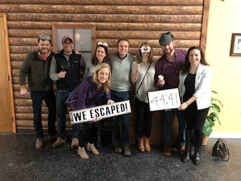 Nut House Escape Rooms
