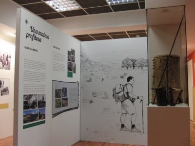 Centre d'interpretació de la Serra de Godall
