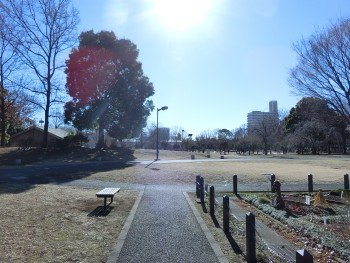Higashiyamatominami Park