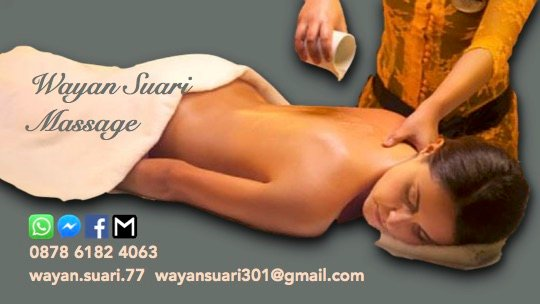 Wayan Suari Massage
