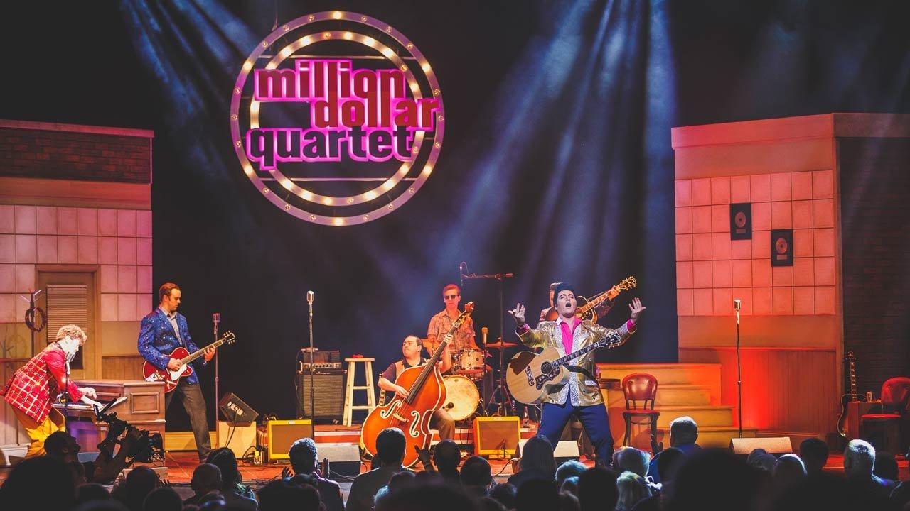 Million Dollar Quartet show
