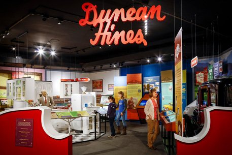 Duncan Hines was a real person! Explore his culinary roots at the Kentucky Museum.