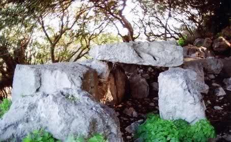 Zona Archeologica di Mura Pregne