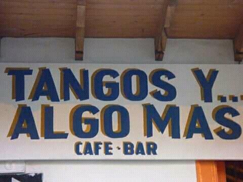 Tangos y Algo Mas